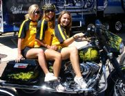 The Geico Girls - Ohio Bike Week 2009