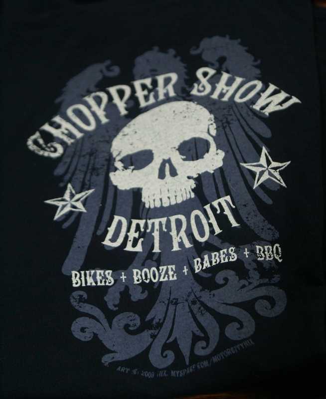 Detroit Chopper Show 2009 - Flash Productions, LLC