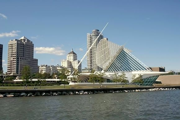 Milwaukee Art Museum 2008 - Flash Productions, LLC